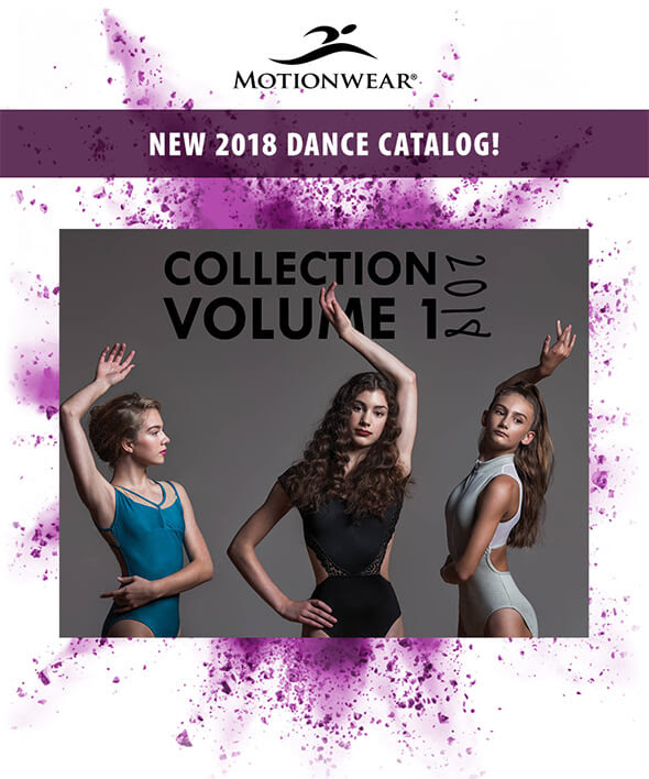 New 2018 Dance Catalog!