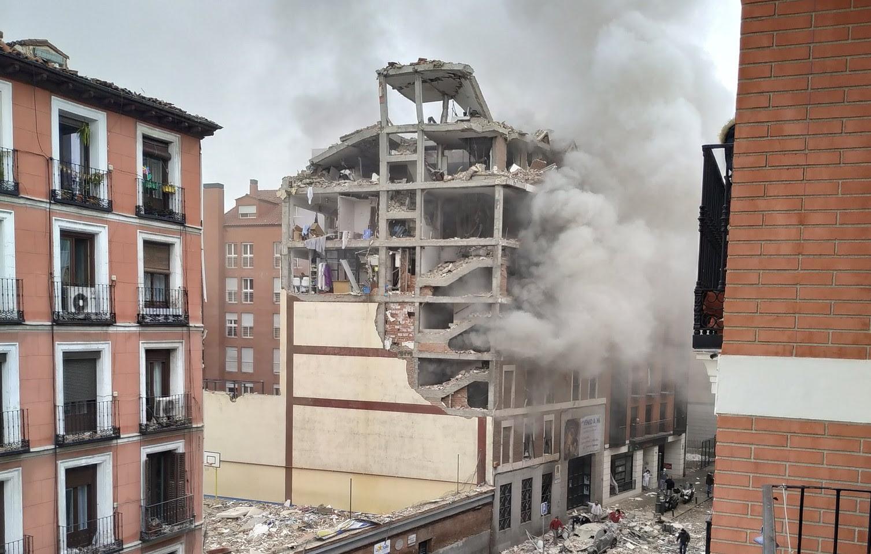 Hasta los momentos se ha registrado el fallecimiento de tres personas y una decena de heridos motivo de la detonación.