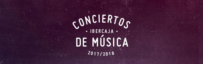 Conciertos Ibercaja de música. 2017-18