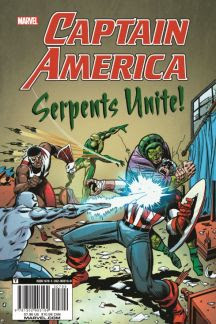 Captain America: Serpents Unite! #1