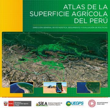Superficie agrícola nacional creció 63.5% en 10 años, al pasar de 7.125.007 hectáreas en 2012 a 11.649.716 hectáreas en 2021