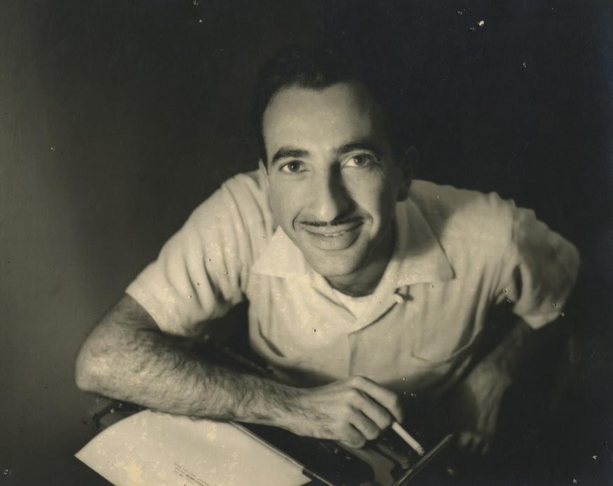 Early photo of Charlie Cinnamon