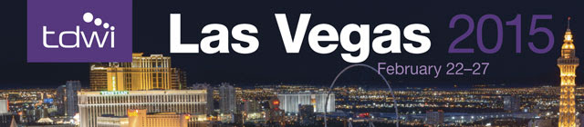 TDWI Las Vegas, NV February 22-27, 2015