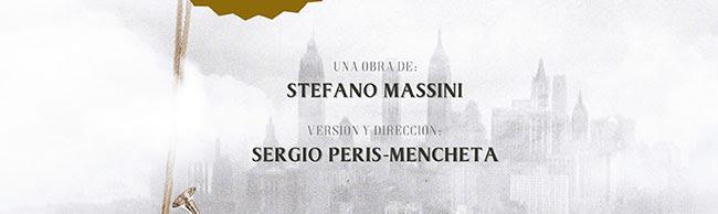 Una obra de Stefano Massini .