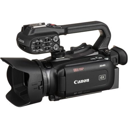 XA40 4K UHD Pro Camcorder