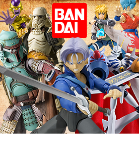 NEW BANDAI JAPAN PREORDERS