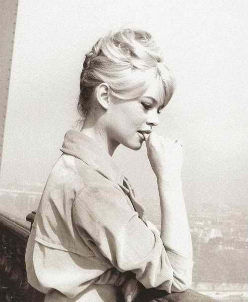 Image result for brigitte bardot french twist