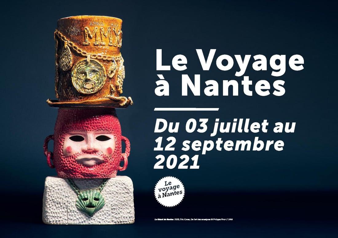 Le Voyage à Nantes 2021, Le Géant de Nantes, 2020, Éric Croes © Philippe Piron _ LVAN-page-001