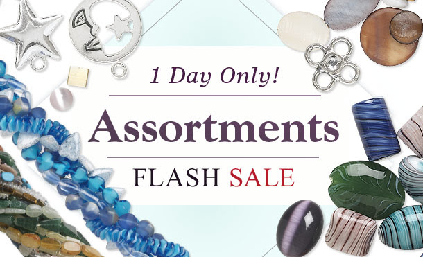 Flash Sale on Assortments - 1-Day Only