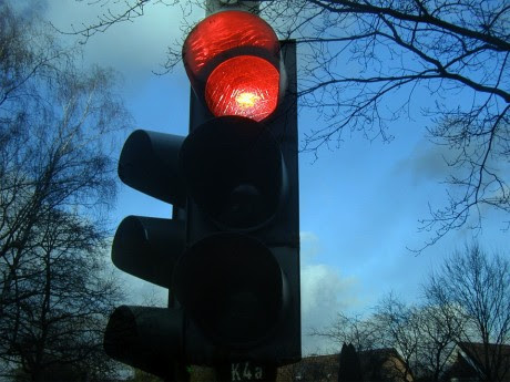 Red Light - Public Domain