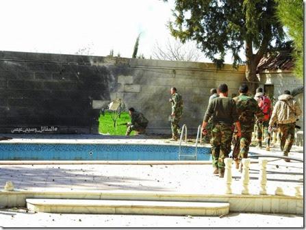 Oost-Ghouta gevechten - Maart 2018 - 3