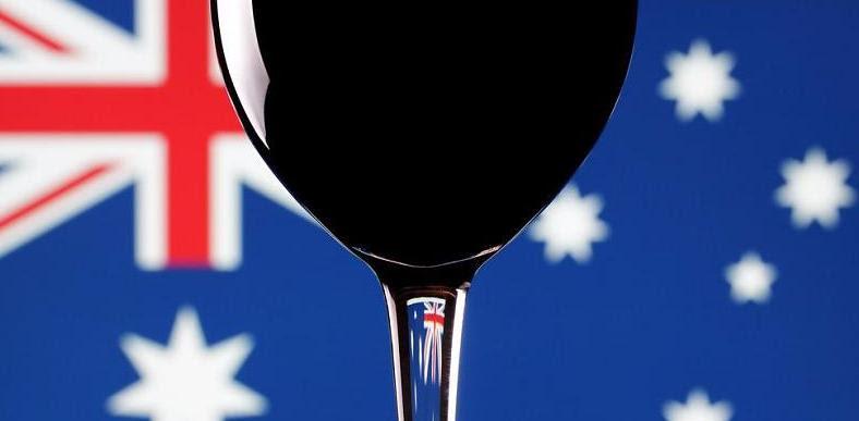 Australian wine flag