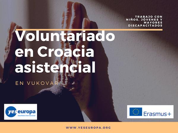 Voluntariado Croacia asistencial