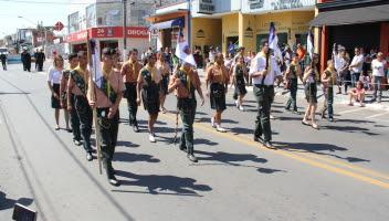 Itapetininga comemorou o Dia da Independência com desfile de rua