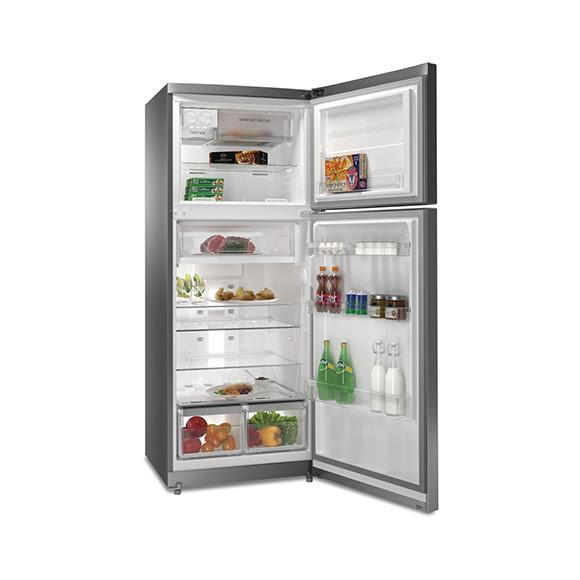 Házimunka szeretettel - Whirlpool T TNF 8211 OX felülfagyasztós inox hűtőszekrény No Frost