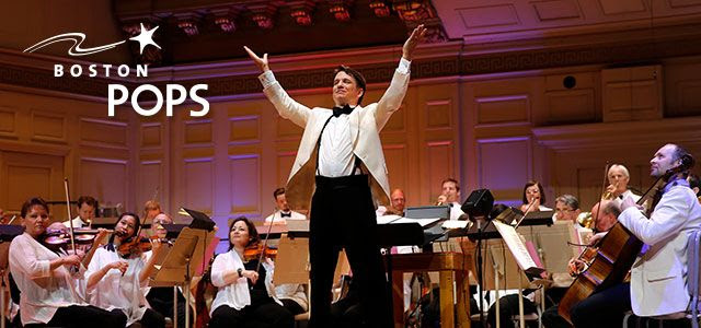 [Boston Symphony Orchestra header]