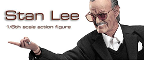 1/6 STAN LEE FIGURE