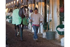 Yoshida at Churchill Downs