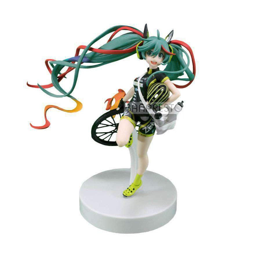 Image of Vocaloid SQ Racing Miku (2016 Team UKYO Cheering Ver.) - SEPTEMBER 2019