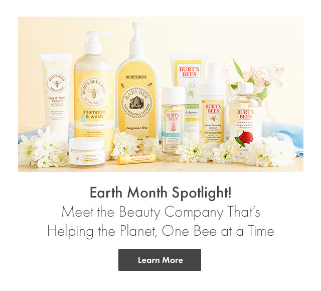 Earth Month Spotlight! Meet the Beauty Company That's Helping the Planet, One Bee at a Time. Learn More.