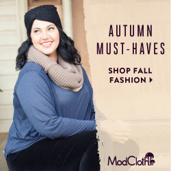 ModCloth Celebrates Anniversary of Plus-Size Clothing #affiliate