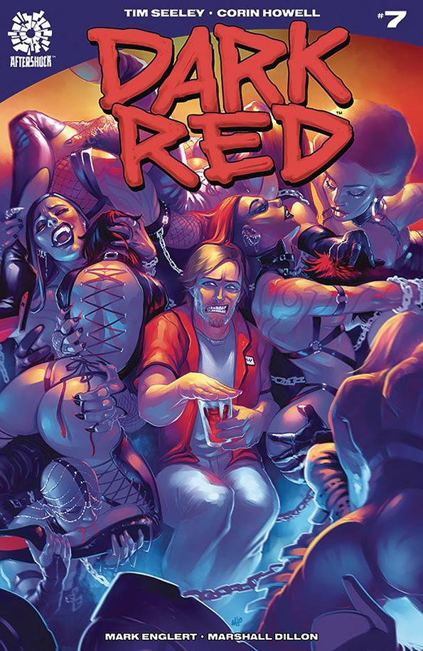 Dark Red 7