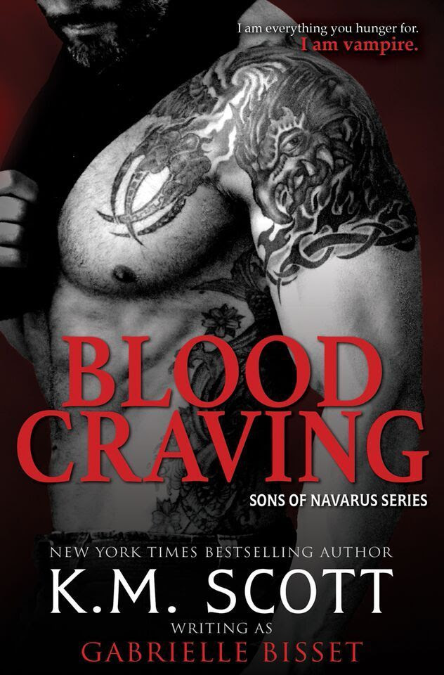 Blood Craving cover reveal image