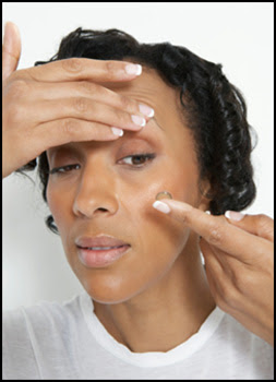 Contact lens wearers risk infection if they fail to wear, clean, disinfect, and store their contact lenses as directed.