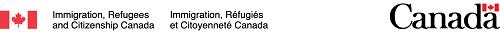Immigration, Refugees and Citizenship Canada | Immigration, Réfugiés et Citoyenneté Canada