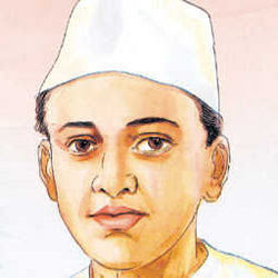 A Martyr for Swadeshi