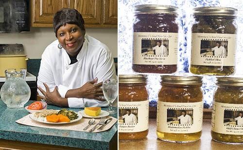 momma c's soul food in a jar