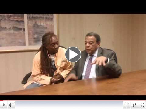 Ambassador Young and Jacquie Taliaferro Talk Impact of Sports on Social Justice