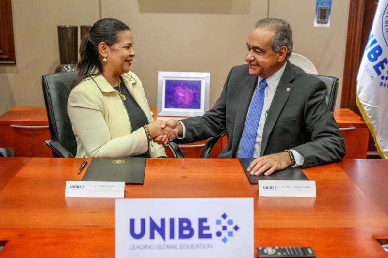 UNIBE y DGCINE firman convenio