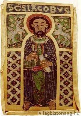 Szent Jakab Chakana