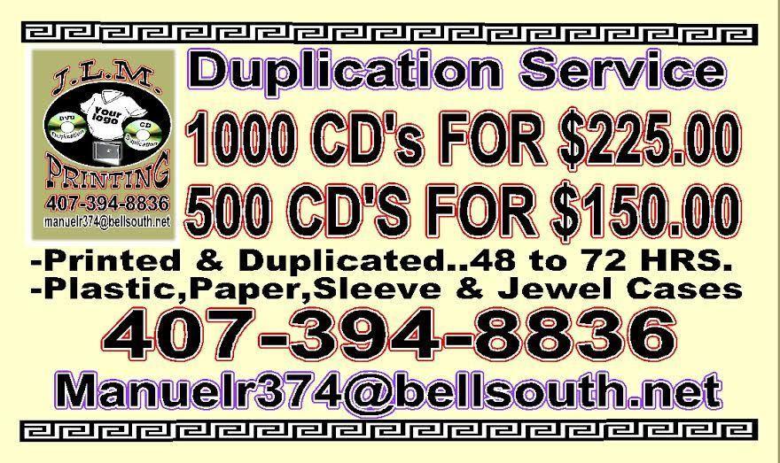 manny cds