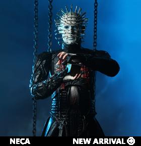 Hellraiser Ultimate Pinhead Figure