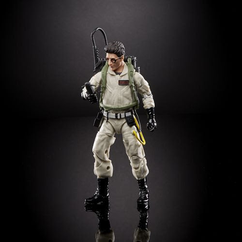 Image of Ghostbusters Plasma Series Egon Spengler 6-Inch Action Figure - JUNE 2020