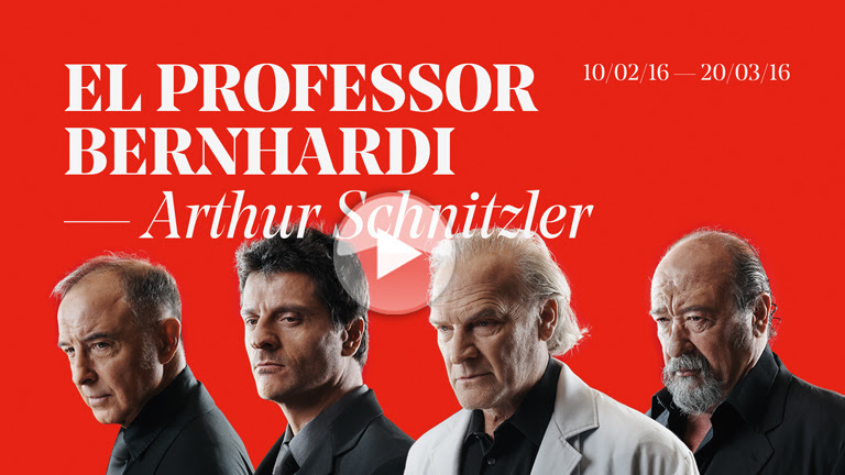 Assajos 'El professor Bernhardi'