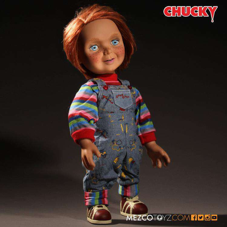 """Image of Good Guys 15"""" Chucky Talking Doll - AUGUST 2019"""