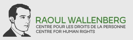 Raoul Wallenberg Centre Logo