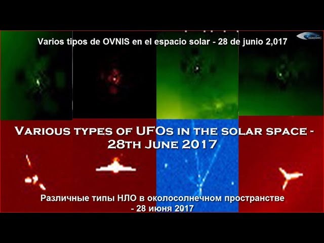 UFO News ~ 2Various types of UFOs in the solar space plus MORE Sddefault