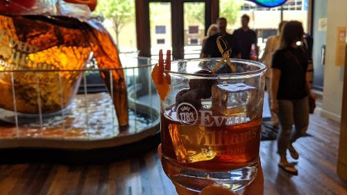Tour the Evan Williams Bourbon Experience on First Friday