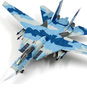 Classic Cats F-14A Tomcat FWS Miramar Splinter 1/72 Scale Limited Edition Collectible Model