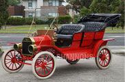 1910 Ford Model 'T' Tourer