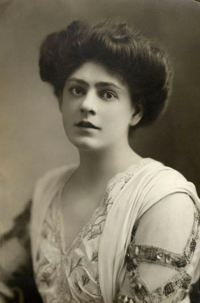 Красавицы начала XX века,- Этель Берримор (1879-1959)