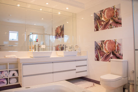 mirroir maquillage salle de bain