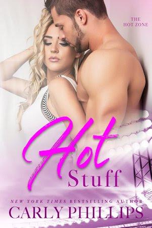 [cover: Hot Stuff]