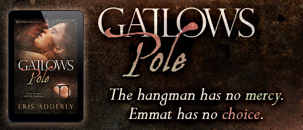 """""""Gallows Pole"""" by Eris Adderly is now available & on sale for a limited time! Inbox x"""