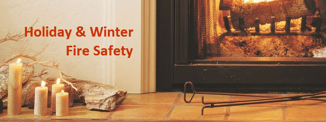 Holiday & Winter Fire Safety