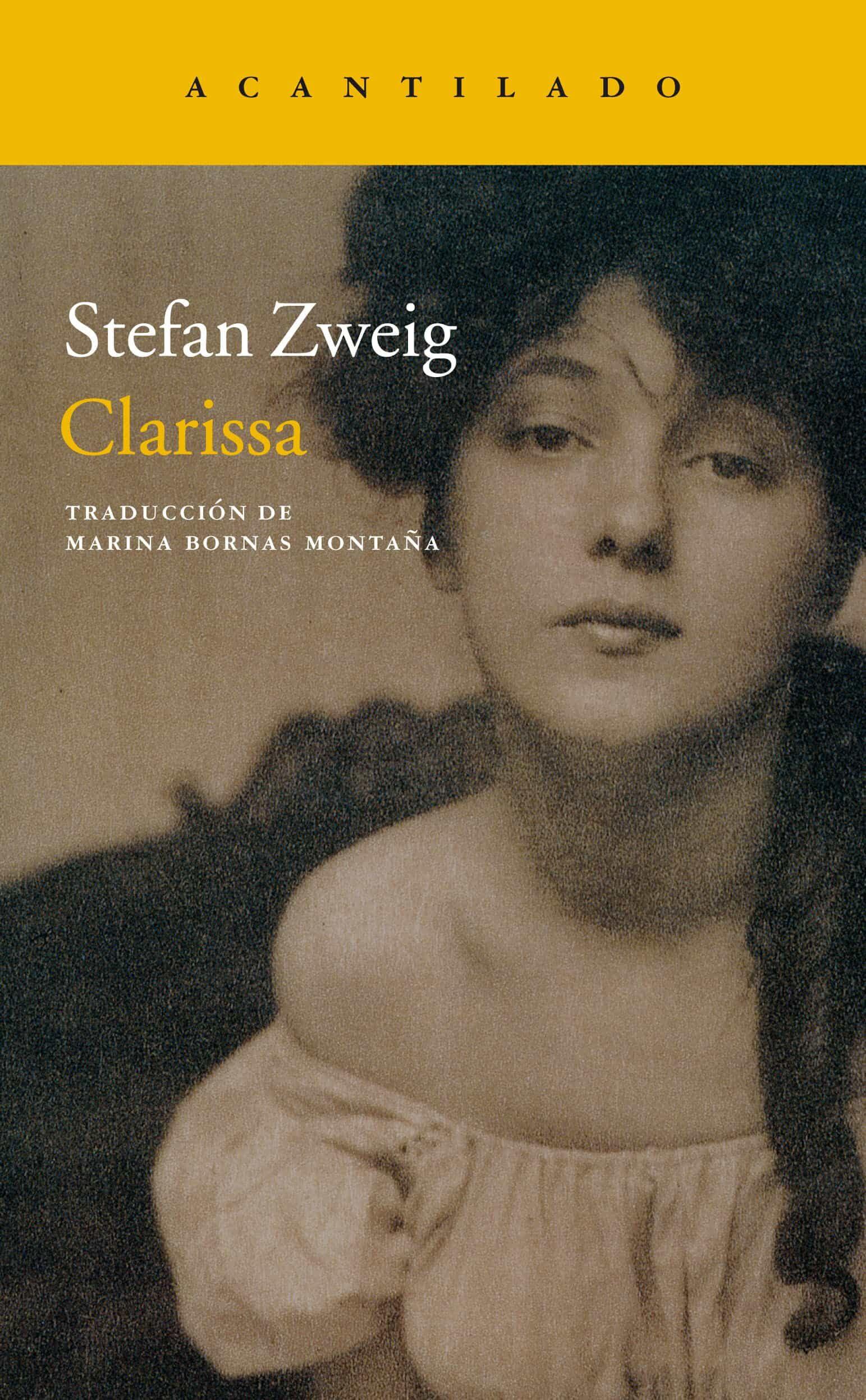 Resultado de imagen de portada clarissa zweig